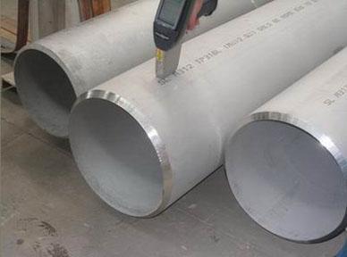 EN 10216-5 X1NiCrMoCu25-20-5 stainless steel pipes