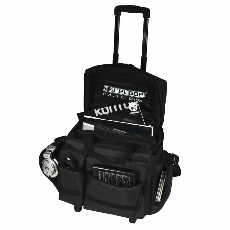Zubehör - Reloop Media Trolley Superior black