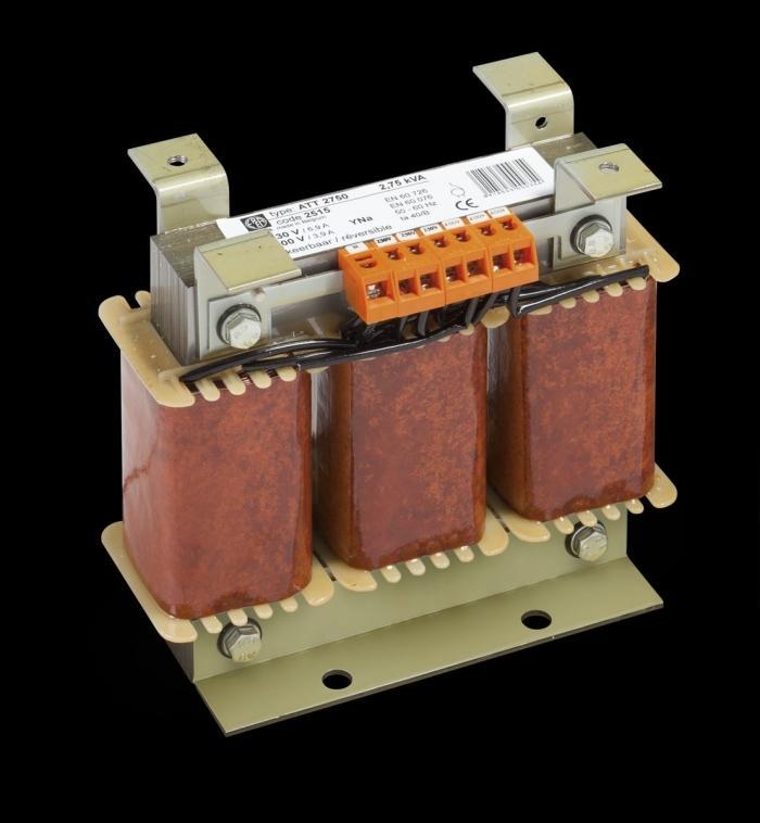 Dreiphasen Transformatoren - ATT2750