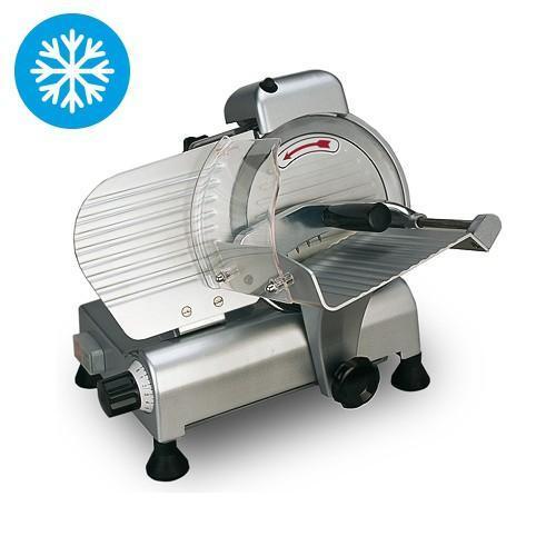 Food slicer - Food slicer 0,40 x 0,40 m - blade: Ø 220 mm