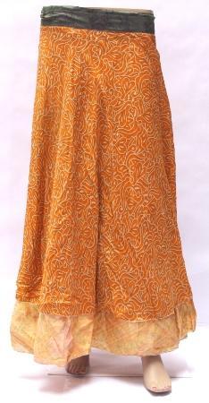 Halter Sarong,Silk Sari Skirt,Vintage Silk Sari,Skirt