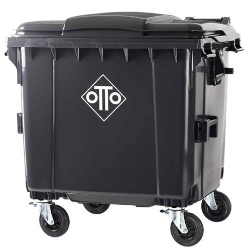 Conteneurs à déchets - Conteneur 1100L