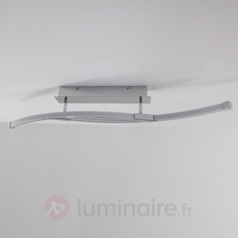 Plafonnier LED lumineux Jealyn - Plafonniers LED