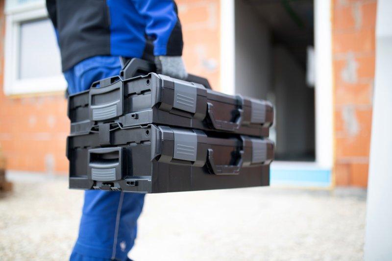 Koffersysteem, gereedschaps-/assortimentskoffer L-BOXX 102 - De L-BOXX - een gezamenlijk project van Bosch en Sortimo