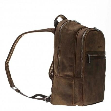 Malin Leather Laptop - Backpack Bag