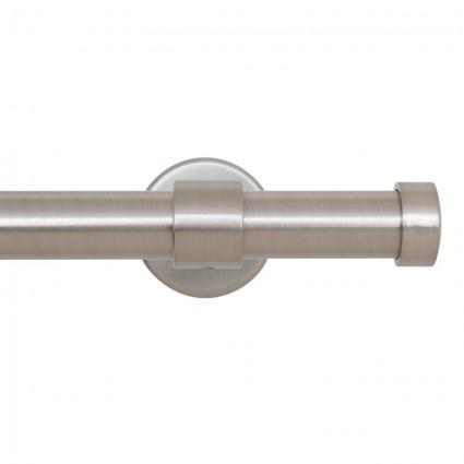 Tringles et accessoires - Tringle ronde et accessoires korum pour finition oeillet