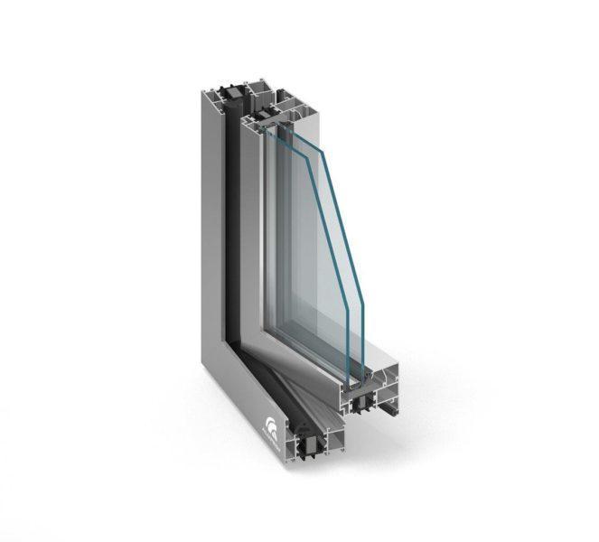 window-and-door-systems aluprof mb-70 - aluminium-joinery