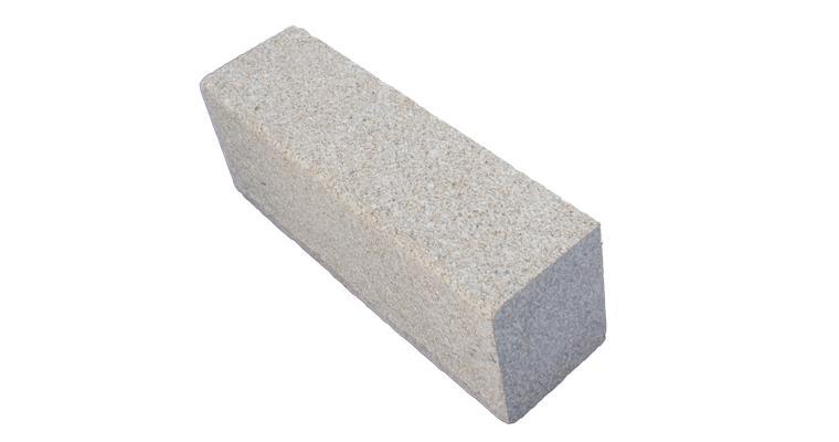 Yellow Kerb Stone - null