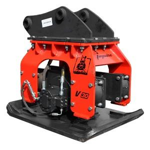 Hydraulic Compactor  - Impulse V30