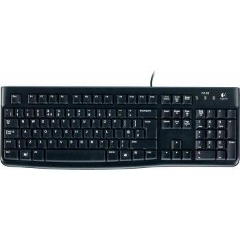 Tastiera per computer di Logitech - Logitech Tastiera per computer 920-002489 K120