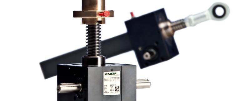 Spindelhubgetriebe GSZ-Serie | 2,5 kN bis 100 kN - null