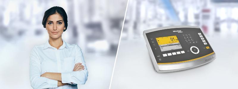 Wägecontroller Maxxis 5 - Wägeelektroniken