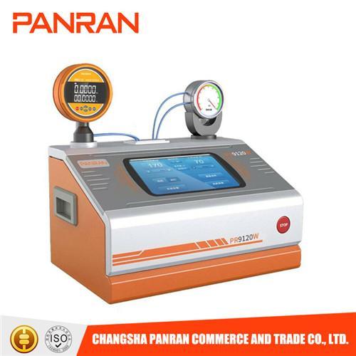 Sistema automático de calibración de instrumentos de presión -