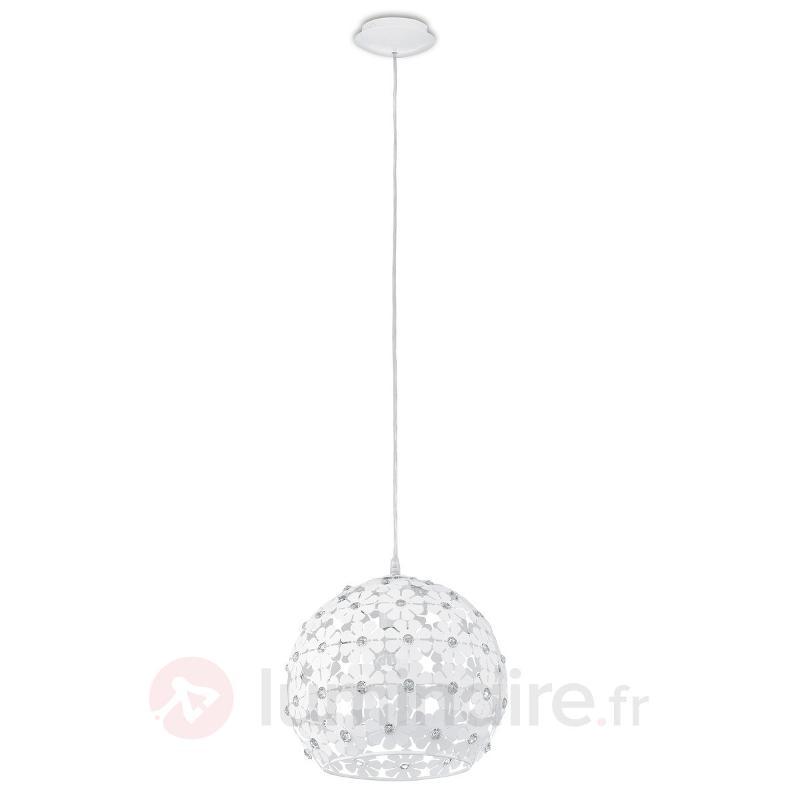 Hanifa - suspension avec décor floral - Toutes les suspensions