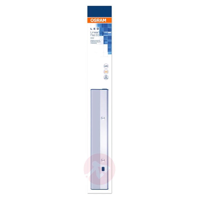 Linear Flat - oblong LED under-cabinet light - indoor-lighting