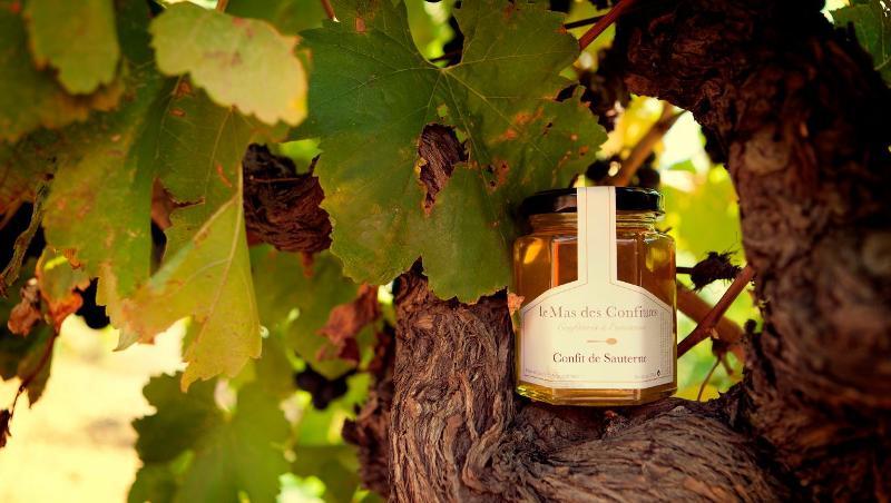 Confit de Vin Sauternes 210g - Épicerie sucrée