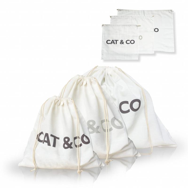 Poche en coton conventionnel - Coton conventionnel