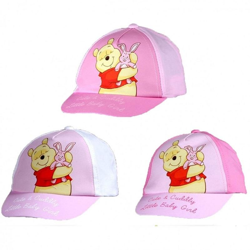Wholesaler clothing baby licenced Winnie The Pooh - Cap