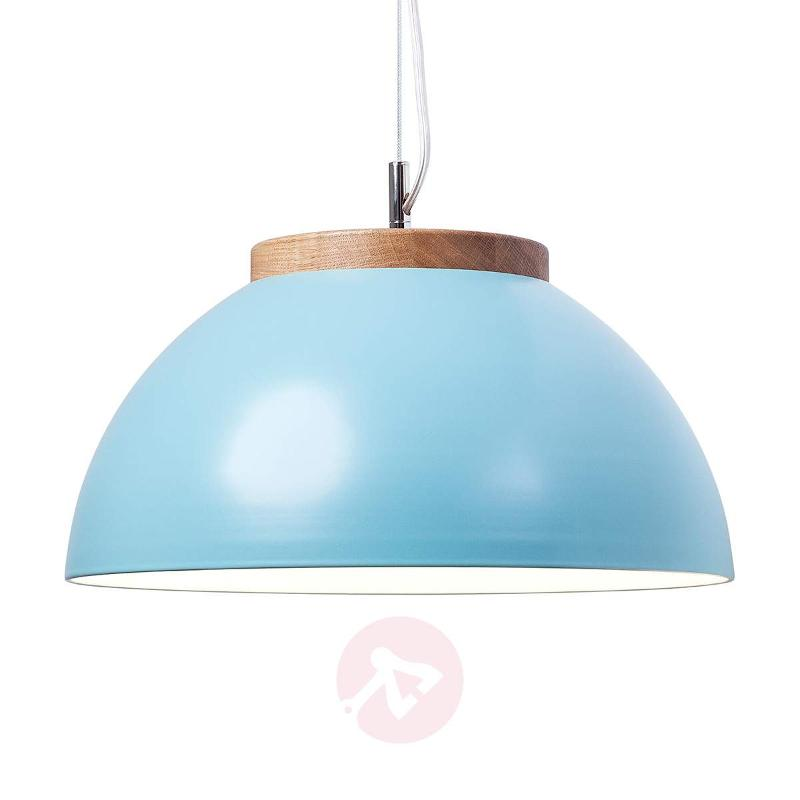 Industrial looking pendant light dub in turquoise pendant lighting industrial looking pendant light dub in turquoise pendant lighting aloadofball Gallery