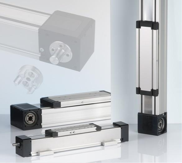 Linear units / linear guides -