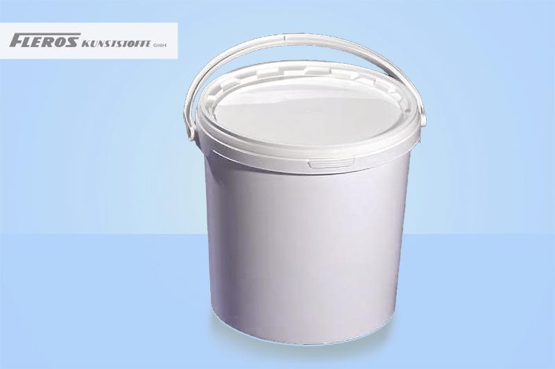 Round buckets - FK-R 107 bucket, round, PP