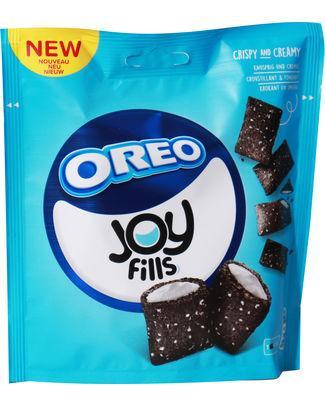 Milka Joy Fills Oreo Vanilla 90gr - 8 - Import / Biscuits