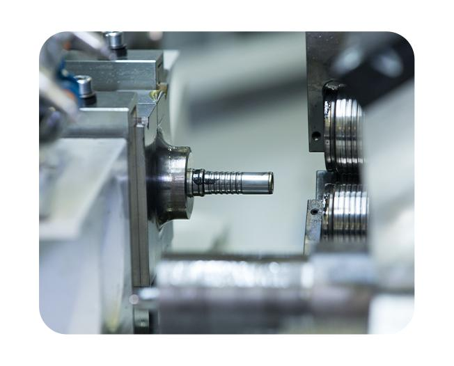 Srm Type Rollforming Machines - Many forming options with one type of machine.