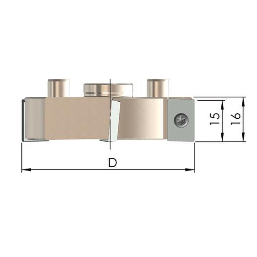 Fräsring FR 63-15-4 - null