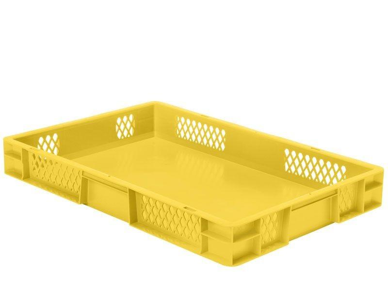 Stapelbehälter: Dina 75 2 - Stapelbehälter: Dina 75 2, 600 x 400 x 75 mm