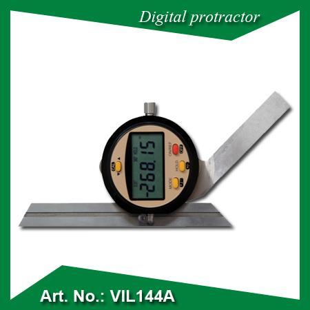 Digital protractor - MEASURING INSTRUMENTS