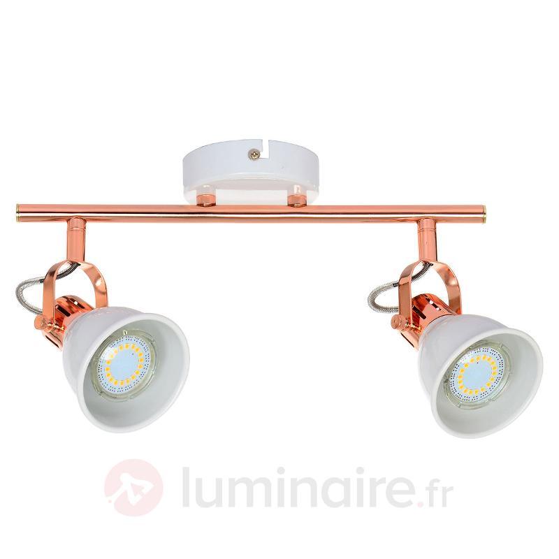 Plafonnier LED Anita souple - Spots et projecteurs LED