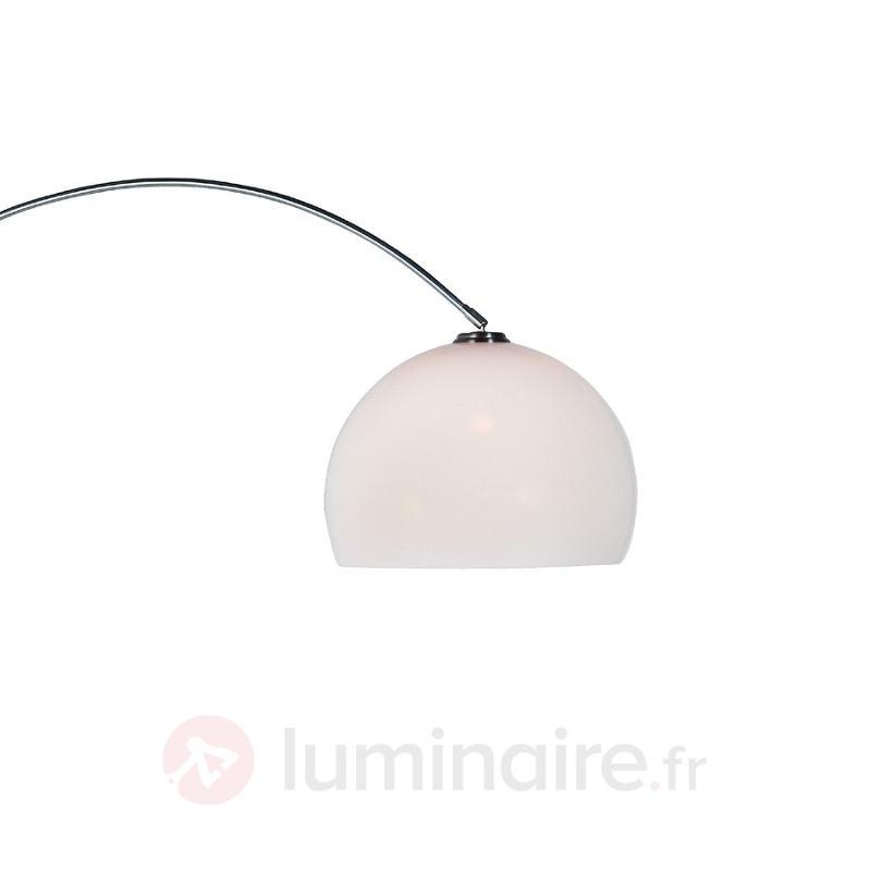 Lampadaire flexible ARIAN - Lampadaires arqués