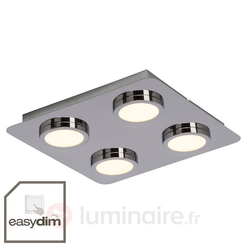 Plafonnier LED Spa avec fonction Easydim, IP44 - Salle de bains