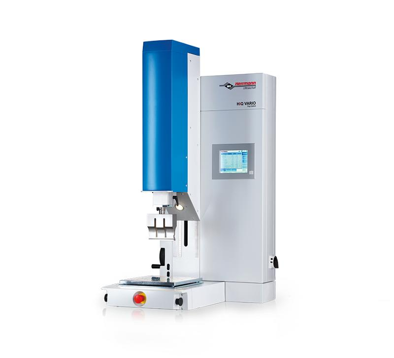 Ultrasonic plastic welding machines - HiQ VARIO PropControl