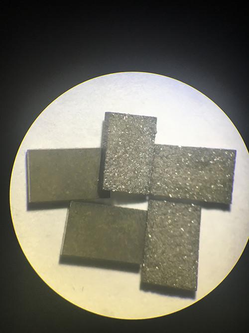 Diamant CVD polycristallin -