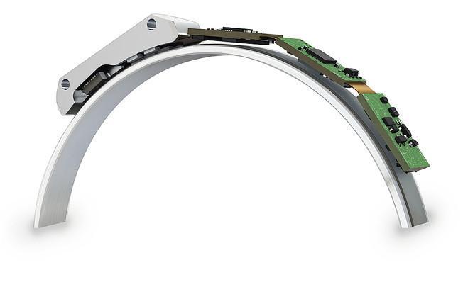 磁性传感器 MSAC200 - 磁性传感器 MSAC200, 采用 flexCoder 技术的绝对旋转式