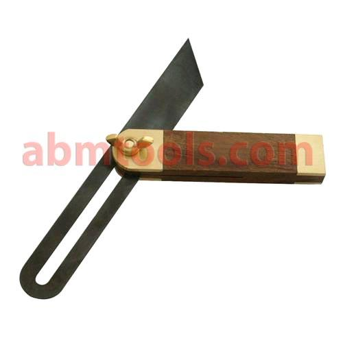 Adjustable Bevels - Adjustable gauge for setting and transferring angles.