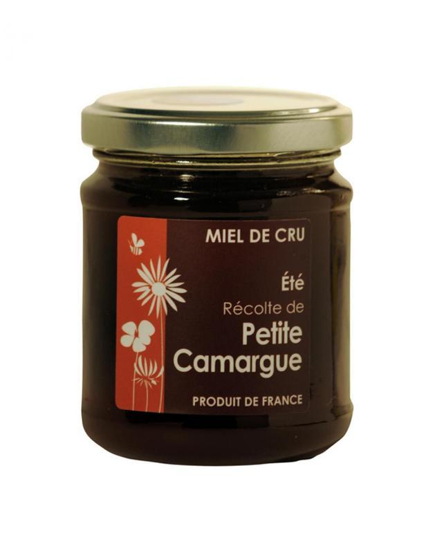 MIEL DE PETITE CAMARGUE - Épicerie sucrée