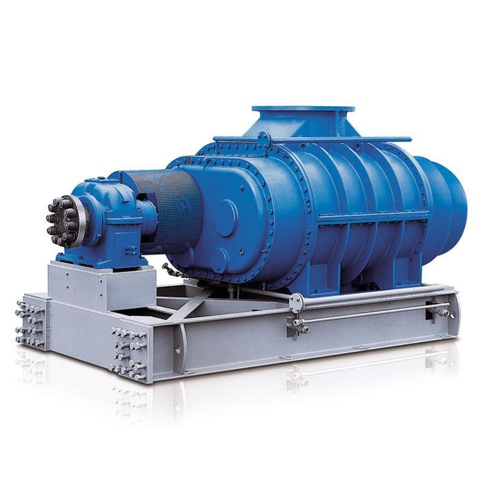 AERZEN GR positive pressure blower stage - Process gas blower