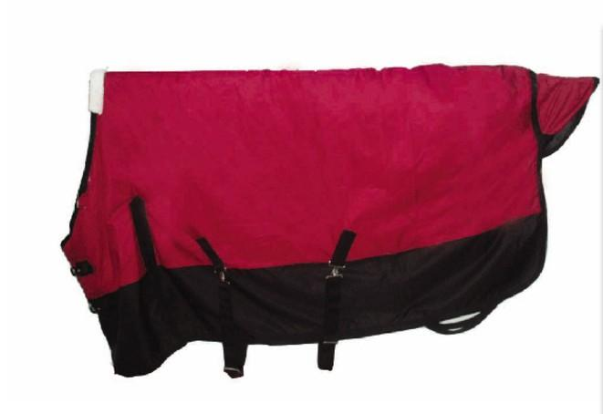 600D fiber &280g Polyester horse rug/clothes  - Horse Net Rugs; Horse Blankets Horse Rugs