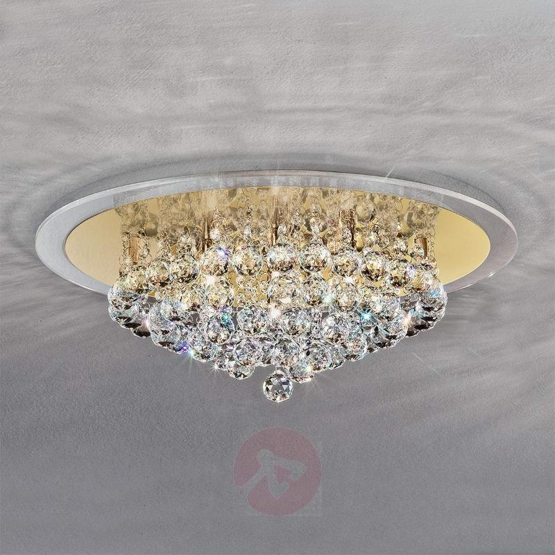 Tuila Crystal Ceiling Light Expressive - Ceiling Lights
