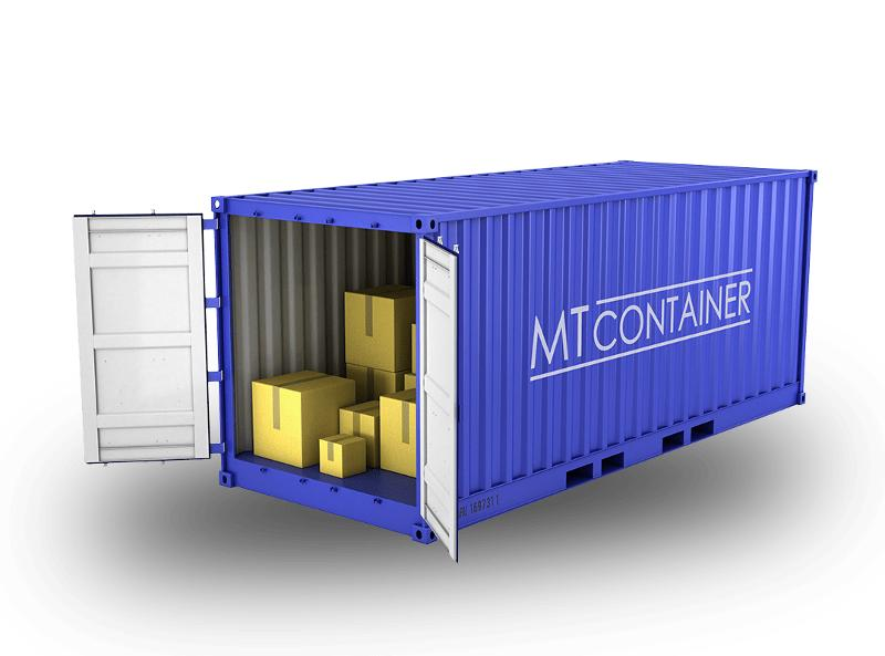 Storage containers - null