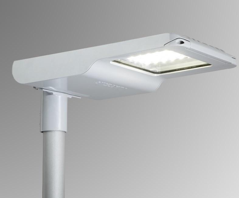 LED Straßen Leuchte - LED Straßen Leuchte fur 76mm oder 60mm Masten