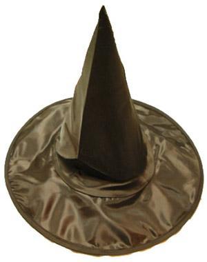 Chapeau sorcière - Décoration et déguisements pour Halloween