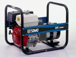 Groupes électrogènes - HX 6000 S