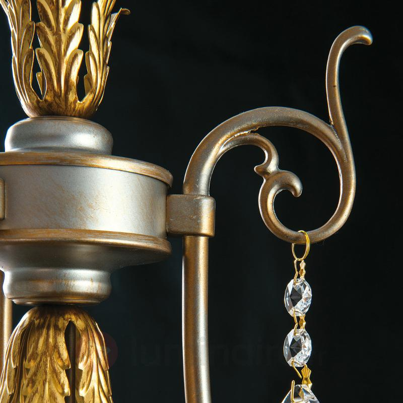 Lustre de luxe Miramare à 3 lampes - Lustres en cristal