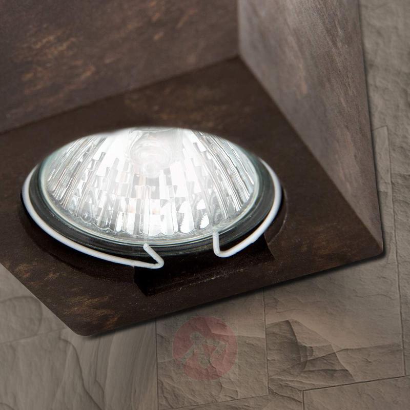 Downwards radiating plaster wall light Ivona - Wall Lights