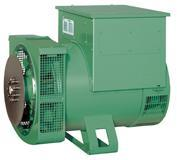 Low voltage alternator for generator - LSA 44.2 - 4 pole - Single phase 80 - 135 kVA/kW