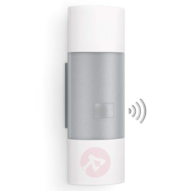 L910 Up-down LED sensor wall light for outdoors - outdoor-led-lights