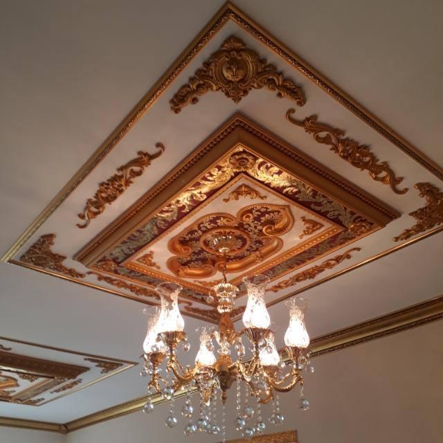Saray Tavan - Altın Saray Tavan 90*120